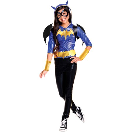 Deluxe Batgirl Child Halloween - Girls Sheep Costume