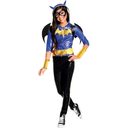 Deluxe Batgirl Child Halloween Costume - Girl Transformer Halloween Costume