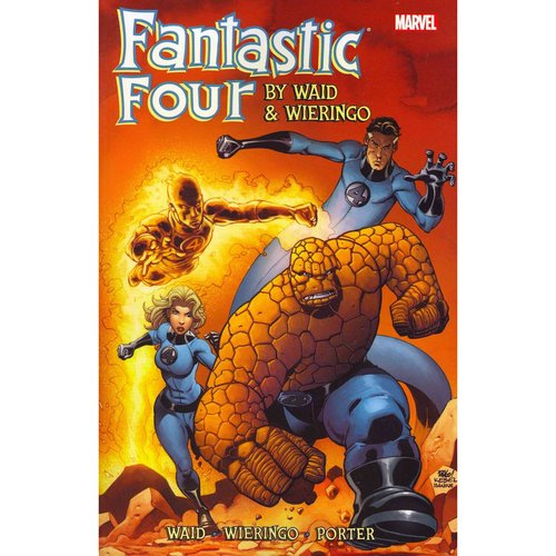 Fantastic Four: Ultimate Collection 3