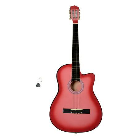 Korina Wood Guitar (38