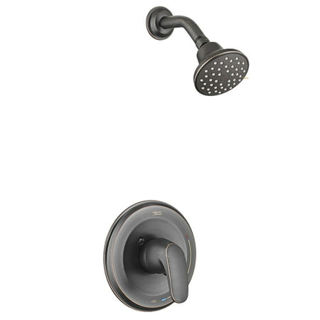 American Standard Colony Pro Shower Only Single-Handle Trim Kit in Legacy Bronze