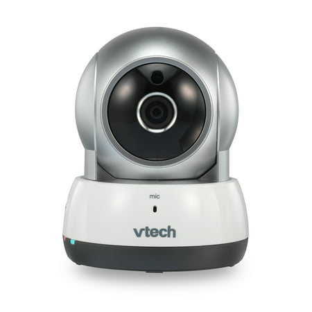 VTech VC931, Wireless IP HD Video Camera with Remote Pan & Tilt, Free Live Streaming, Infrared Night Vision,
