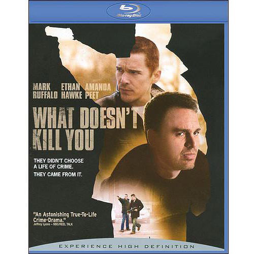 What Doesn't Kill You (Blu-ray) (Widescreen)