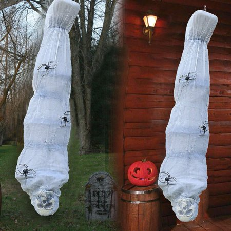 Easy Outdoor Halloween Decorations Pinterest (4E's Novelty Halloween Hanging Decorations, 60 inches Outdoor Prop,)