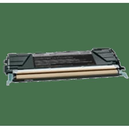 Zoomtoner Compatible LEXMARK C746A1KG Laser Toner Cartridge Black for Lexmark / IBM C746DTN - image 1 of 1