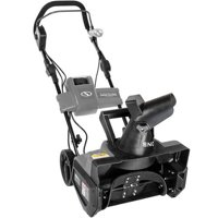 Snow Joe iON 40-Volt Cordless 18-Inch Single Stage Brushless Snow Blower w/ Rechargeable Ecosharp Lithium-Ion Battery - Refurbished