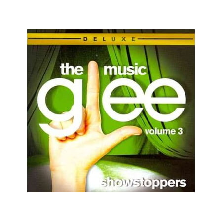 Glee: The Music, Vol. 3 - Showstoppers (CD)
