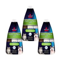 BISSELL Multi Surface Pet with Febreze Cleaning Formula, 3-pack, 22959