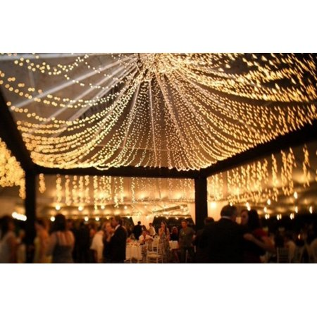 Perfect Holiday 400 LED String Fairy Light - Warm White ()