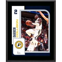 """Darren Collison Indiana Pacers 10.5"""" x 13"""" Sublimated Player Plaque"""