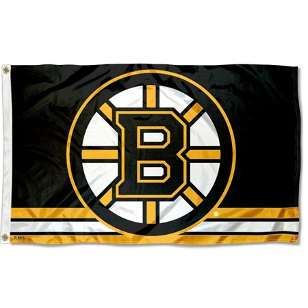 Boston Bruins NHL Flag (Boston Bruins Party Supplies)