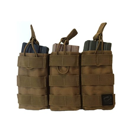 System M4 Double Mag Pouch - DDT Triple M4 Mag Pouch