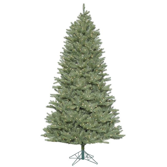 Vickerman A164046 Slim Colorado Dura-Lit Christmas Tree with Clear Lights, 4.5 ft. x 34 in. - image 1 of 1