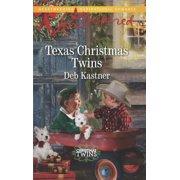 Texas Christmas Twins - eBook