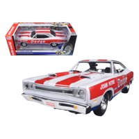 1969 Dodge Coronet Super Bee SS/E John Petrie Limited Edition to 1002pcs 1/18 Diecast Model Car by Autoworld