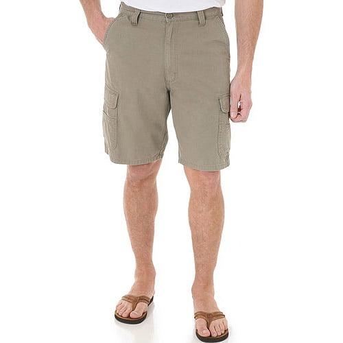 Wrangler Big Men's Rip-Stop Cargo Shorts