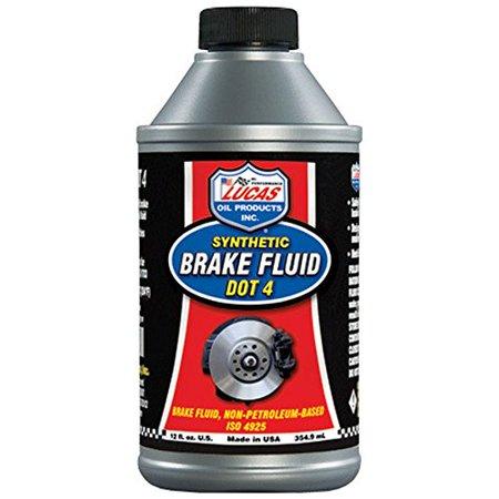 - Lucas Oil Products Lucas DOT 4 Brake Fluid