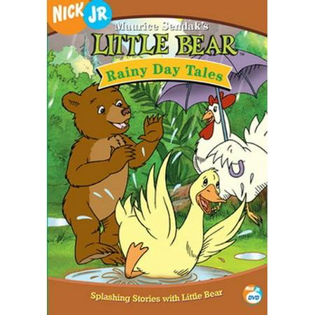 Little Bear: Rainy Day Tales (DVD) Rainy Day Frogs