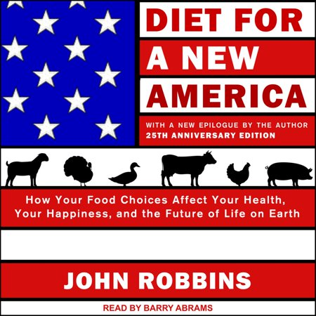 Diet for a New America - Audiobook