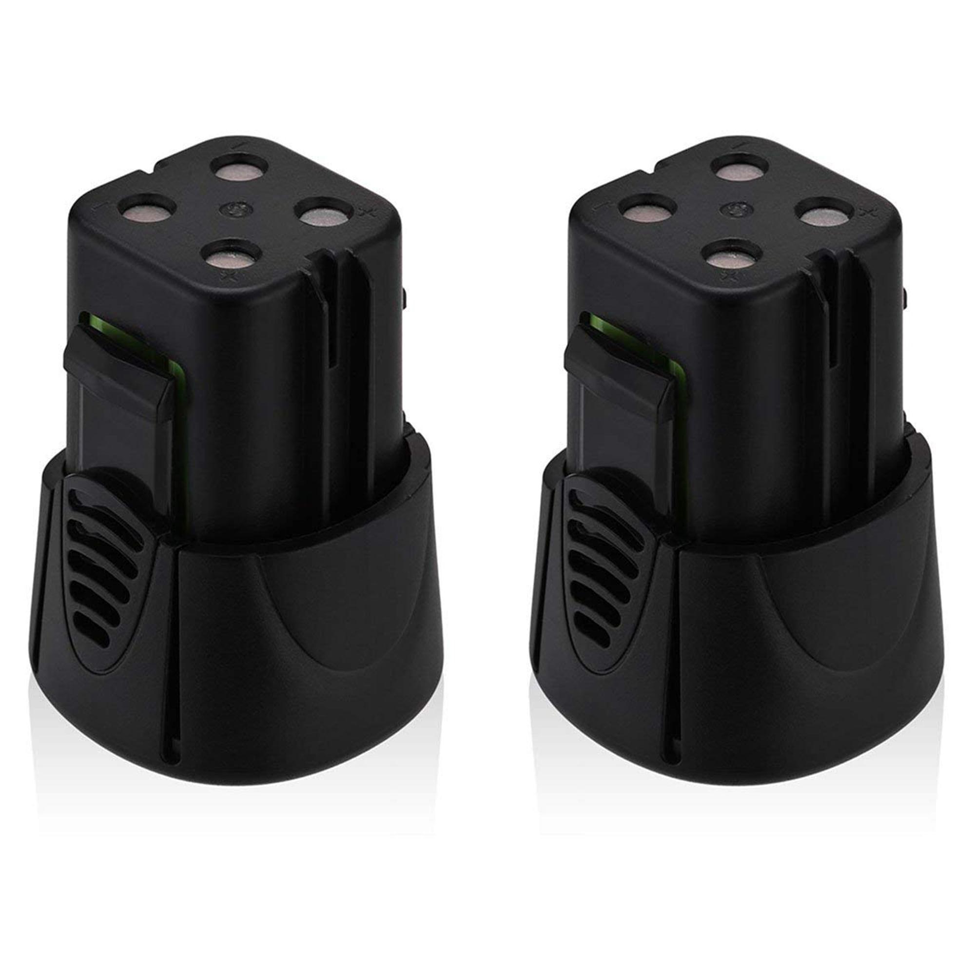 Powerextra 2 Pack 4 8v 3000mah Replacement Battery For Dremel 7300 755 01 Minimite Dremel Power