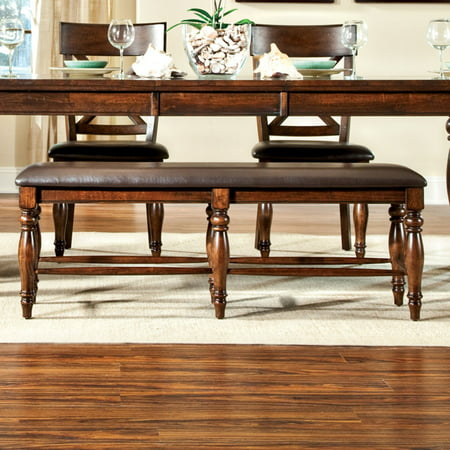 Style Backless Bench - Imagio Home Kingston Backless Dining Bench
