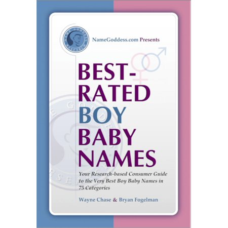 Best-Rated Boy Baby Names - eBook