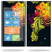 Skin Decal Wrap for Nokia Lumia 900 4G Windows Phone Sticker Flourishes