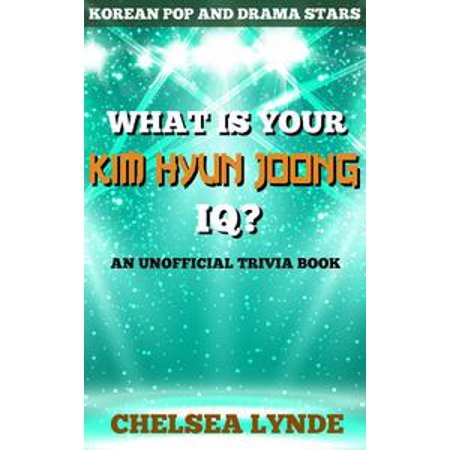 What is Your Kim Hyun Joong IQ? - eBook