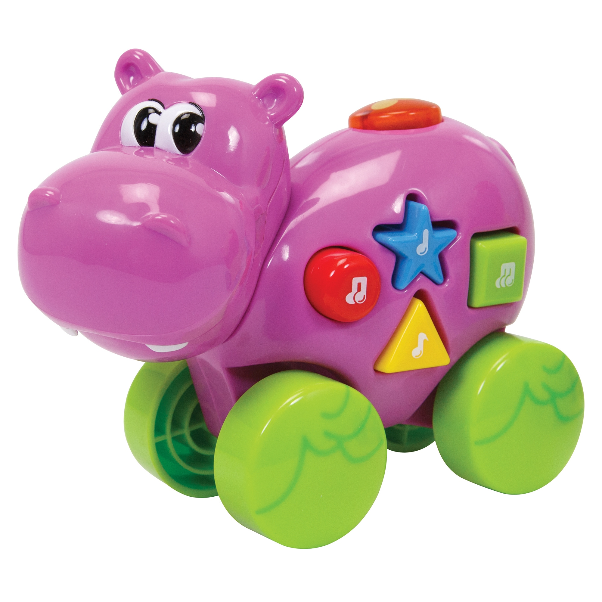 Simba ABC Musical Animals, Hippo by Generic