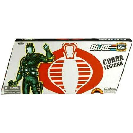 GI Joe 25th Anniversary Cobra Legions 5-Pack Box Set