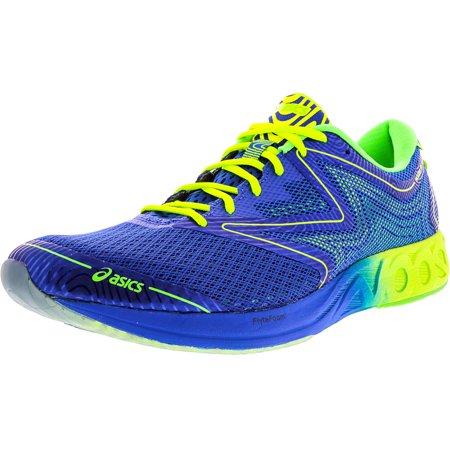 83c5f619e0d6 ASICS - Asics Men s Noosa Ff Imperial   Safety Yellow Green Gecko  Ankle-High Running Shoe - 10M - Walmart.com