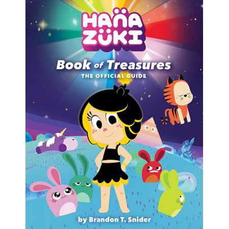 Official Treasures (Hanazuki: Book of Treasures : The Official Guide )