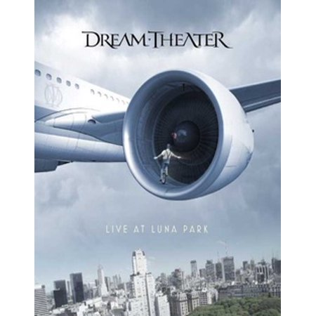 DREAM THEATER-LIVE AT LUNA PARK (BLU-RAY) (Blu-ray) - Luna Park Halloween Horror Night