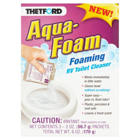 Thetford Aqua Foam Toilet Cleaner