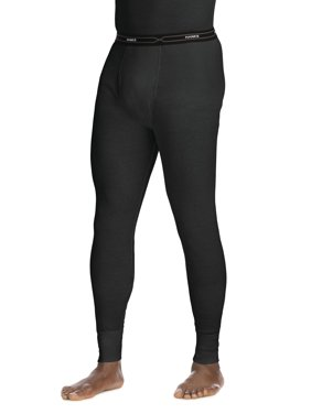 Hanes Men's X-Temp Thermal Waffle Pant with FreshIQ
