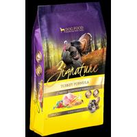Zignature Limited Ingredient Grain-Free Turkey Formula Dry Dog Food, 4 Lb