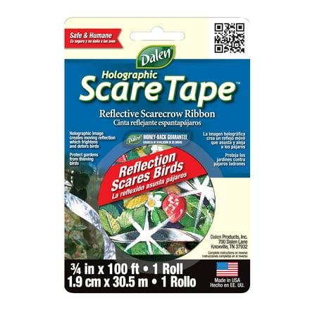 (Gardeneer HST-100 Holographic Scare Tape)