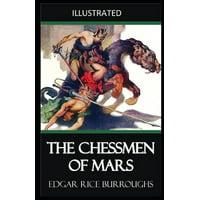 The Chessmen of Mars Illustrated (Paperback)