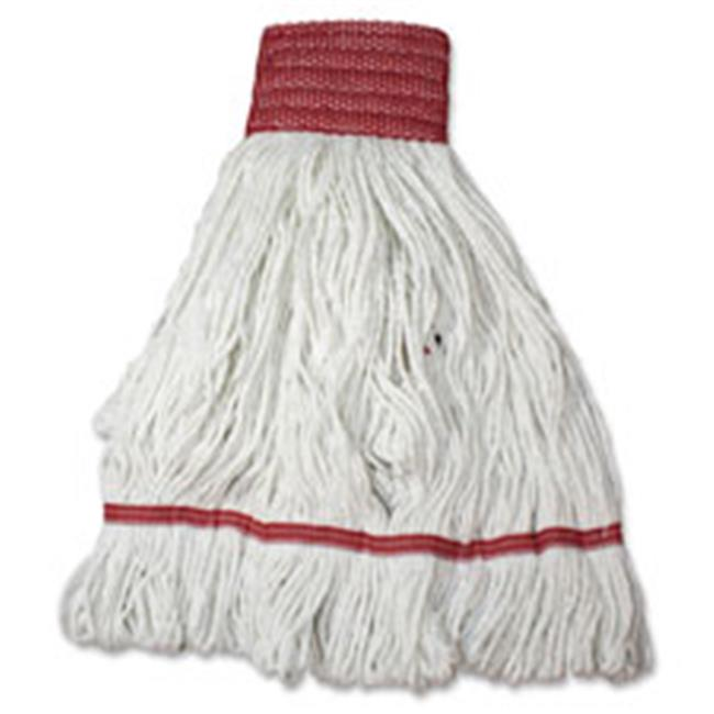 Impact Products IMPL166LG Saddle Type Wet Mop Cotton - Synthetic