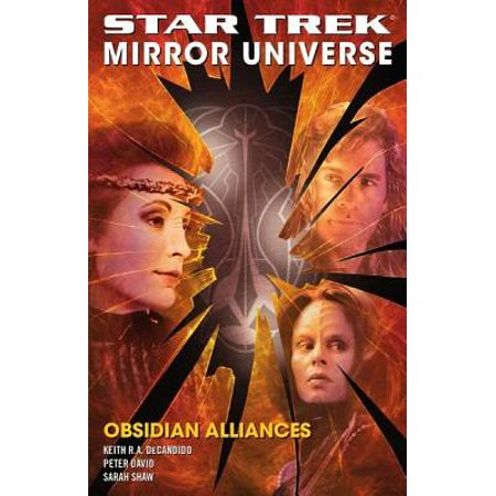 Star Trek: Mirror Universe: Obsidian Alliances - (Obsidian Star)