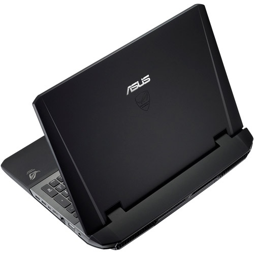 "Asus Black 17.3"" G75VW-DH72 Laptop PC with Intel Core i7-3630QM Processor, Blu-ray Player and Windows 8 Operating System"