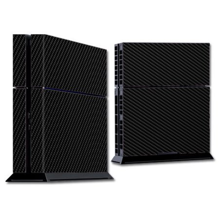 Skins Decals For Ps4 Playstation 4 Console / Carbon Fiber Carbon Fibre Graphite