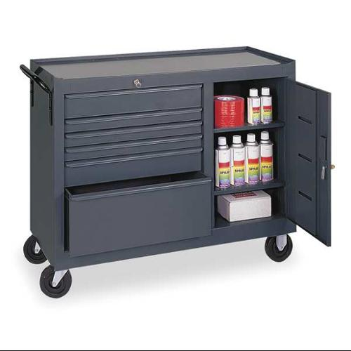 S3912 Mobile Service Bench, 18 In. L, 42 In. W