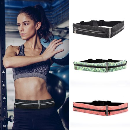Hiking Belt - Noromaknet Fanny Pack Waist Bag for Women and Man, Running Waist Bag Sports Fitness Travel Hiking Pockets Elastic Running Belts, Mobile Phone Pockets