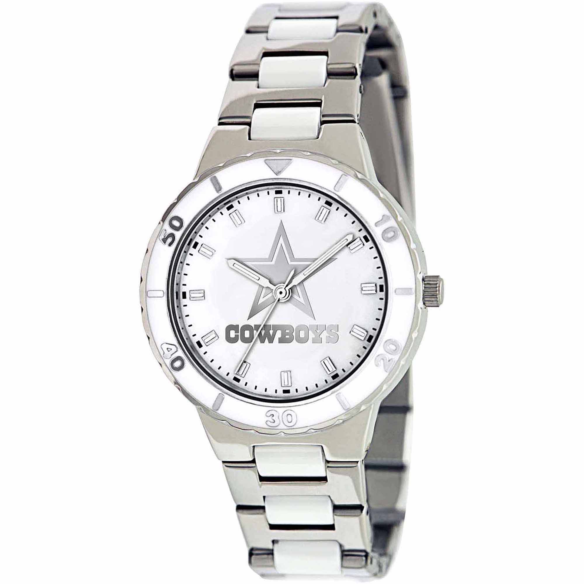 Game Time NFL Women's Dallas Cowboys Pearl Series Watch