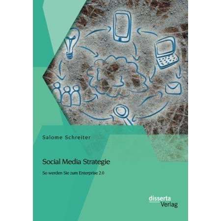 Social Media Strategie: So werden Sie zum Enterprise 2.0 (German Edition) - image 1 of 1