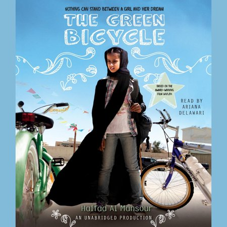 The Green Bicycle - Audiobook