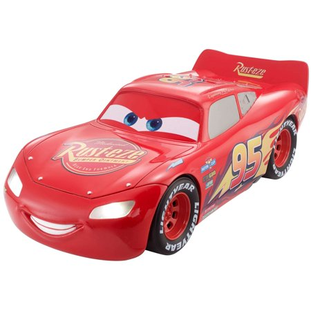 Disney Pixar Cars 3 Lights Sounds Lightning Mcqueen Vehicle
