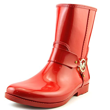 Michael Michael Kors Fulton Harness Rain Bootie    Rain Boot (Michael Kors Boots For Big Kids)