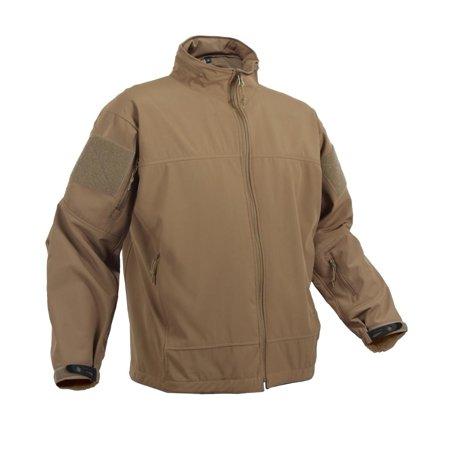 Covert Spec Ops Light Weight Soft Shell Jacket d60b12b1aea